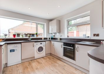 Thumbnail 3 bedroom detached bungalow for sale in Woodthorpe Close, Shuttlewood, Chesterfield