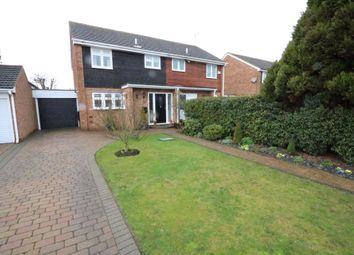 Thumbnail 3 bed semi-detached house for sale in Beechcroft Avenue, Linford, Stanford-Le-Hope