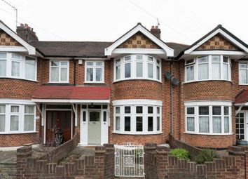 Thumbnail 3 bed terraced house for sale in Woodview Avenue, London
