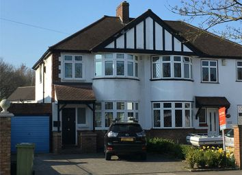 Thumbnail 3 bed semi-detached house for sale in Southborough Lane, Bromley, Kent