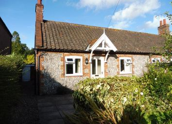 Thumbnail 2 bed bungalow to rent in The Green, Aldborough, Norwich