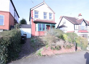 Thumbnail 3 bed detached house for sale in The Avenue, Coulsdon