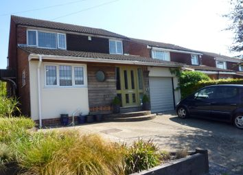 Thumbnail 3 bed detached house to rent in Wessex Road, Clanfield, Waterlooville