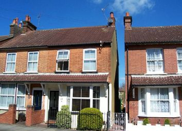 Thumbnail 3 bedroom semi-detached house to rent in Burnham Road, St Albans