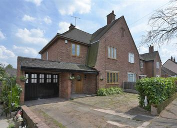 Thumbnail 3 bed end terrace house for sale in St Georges Road, Norton, Stourbridge, West Midlands