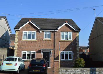 Thumbnail 4 bedroom detached house for sale in Woodville Street, Swansea