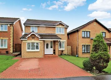 Thumbnail 4 bed property for sale in Saffron Crescent, Wishaw
