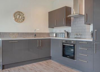 Thumbnail 1 bed flat to rent in Cubic Apartments, 533 Stanningley Road, Leeds