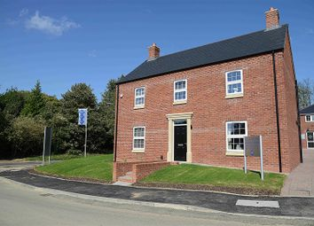 Thumbnail 4 bedroom detached house for sale in Honeyholes Lane, Dunholme, Lincoln