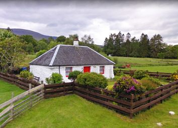 Thumbnail 1 bed cottage for sale in Blaich, Fort William