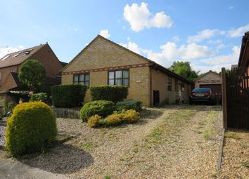 Thumbnail 3 bed detached bungalow for sale in Metcalfe Way, Haddenham, Ely
