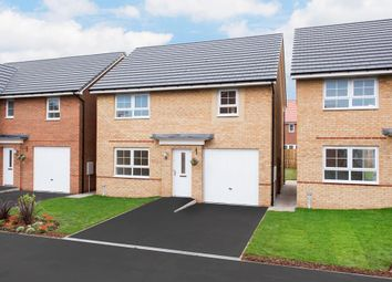 "Thumbnail 4 bed detached house for sale in ""Windermere"" at Lee Lane, Royston, Barnsley"