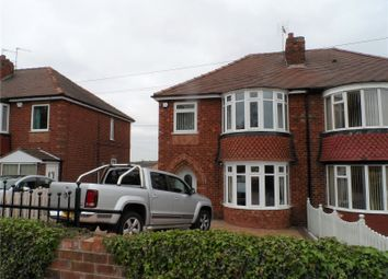 Thumbnail 3 bed semi-detached house to rent in Edlington Lane, Edlington, Doncaster