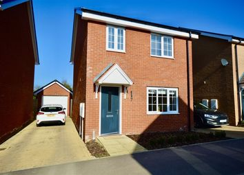 Thumbnail 3 bed detached house for sale in Crozier Drive, Cressing, Braintree