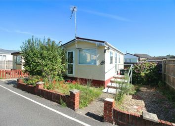 Thumbnail 1 bed mobile/park home for sale in Upton Cross Park, Poole, Dorset