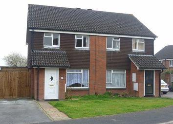 Thumbnail 3 bed semi-detached house to rent in Manley Road, Bursledon, Southampton
