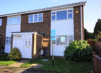 Thumbnail 3 bed end terrace house for sale in Rubens Close, Shoeburyness, Southend-On-Sea