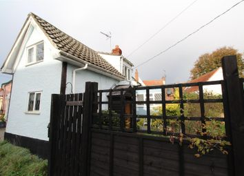 Thumbnail 1 bed property for sale in Creeting St. Peter, Ipswich
