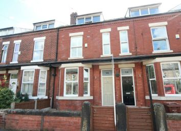 Thumbnail 4 bed terraced house for sale in Leopold Avenue, West Didsbury, Didsbury, Manchester