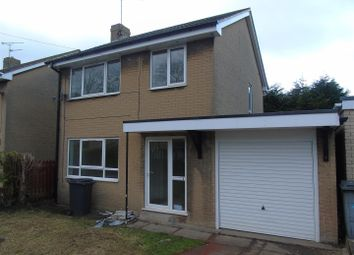 Thumbnail 3 bed property to rent in Bank Close, Bolsover, Chesterfield