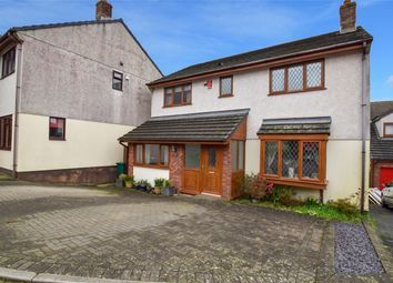 Thumbnail 4 bed detached house to rent in Creakavose Park, St Stephen, Cornwall