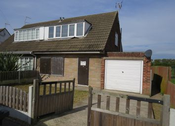 Thumbnail 2 bed semi-detached house for sale in Darlington Grove, Moorends, Doncaster