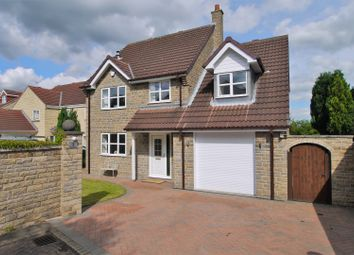 Thumbnail 4 bed detached house for sale in Pear Tree Close, Woodsetts, Worksop