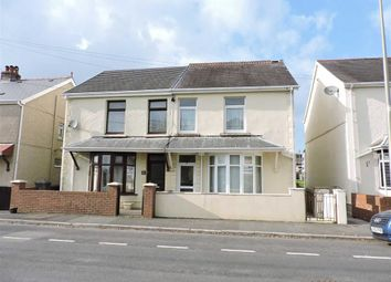 Thumbnail 2 bed semi-detached house for sale in Woodfield Road, Llandybie, Ammanford