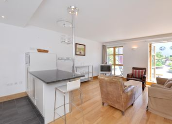 Thumbnail 1 bedroom flat to rent in Fulham Island, Farm Lane, London