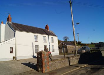 Thumbnail 2 bed farmhouse for sale in Penybont, Trelech, Carmarthen
