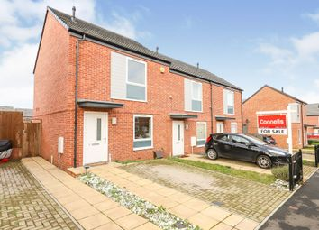Thumbnail 2 bed end terrace house for sale in Loxdale Industrial Estate, Northcott Road, Bilston