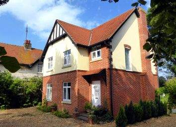 Thumbnail 4 bed country house for sale in Sutton Road, Leverington, Cambridgeshire
