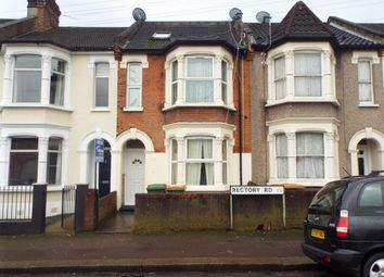 Thumbnail 6 bed terraced house for sale in Rectory Road, London