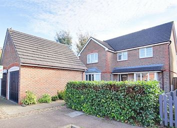 Thumbnail 4 bed detached house for sale in Draymans Close, Bishop's Stortford, Hertfordshire