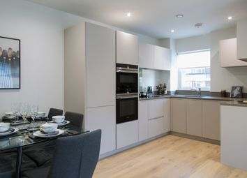 Thumbnail 3 bed flat for sale in Stewart Street, Tower Hamlets