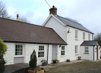 4 bed detached house for sale in Puncheston, Haverfordwest SA62