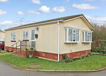 Thumbnail 2 bedroom mobile/park home for sale in Stuston Road, Diss