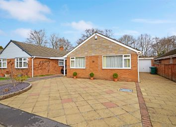 Thumbnail 3 bed detached bungalow for sale in Mantilla Drive, Styvechale Grange, Coventry