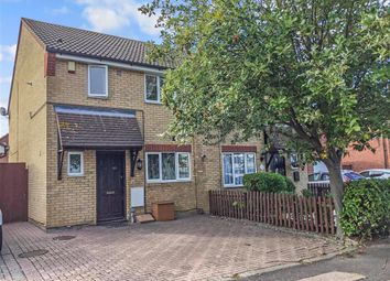 Thumbnail 3 bed semi-detached house for sale in Leinster Road, Basildon, Essex