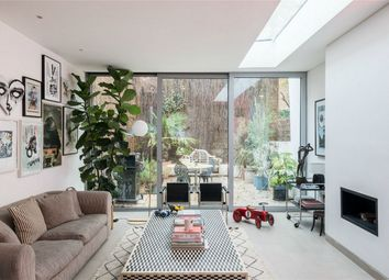 Thumbnail 3 bedroom end terrace house for sale in Willes Road, London