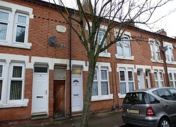 Thumbnail 2 bed terraced house for sale in Skipworth Street, Highfields, Leicester
