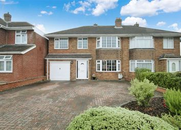 Thumbnail 4 bed semi-detached house for sale in Grange Drive, Stratton, Wiltshire