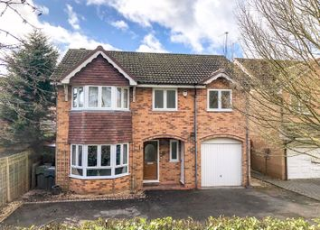 Thumbnail 5 bed detached house for sale in Mcconnell Close, Aston Fields, Bromsgrove