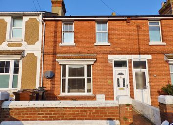 Thumbnail 2 bed terraced house for sale in Dacre Road, Eastbourne