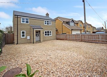 Thumbnail 4 bedroom detached house for sale in The Street, Brinkworth, Wiltshire