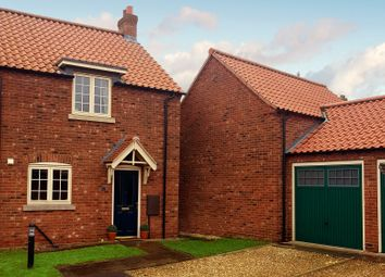 Thumbnail 2 bedroom semi-detached house for sale in Townhill Lane, Bucknall, Woodhall Spa
