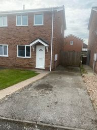 Thumbnail 2 bed semi-detached house to rent in Westminster Drive, Stretton