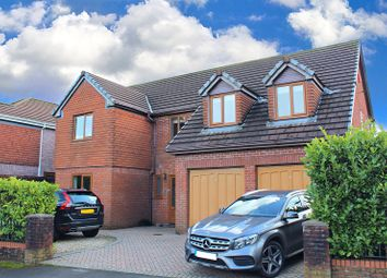 Thumbnail 5 bedroom detached house for sale in Mill Lane, Blackpill, Swansea