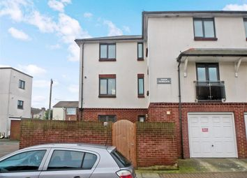 Thumbnail 3 bed town house for sale in Devonshire Square, Southsea, Hampshire