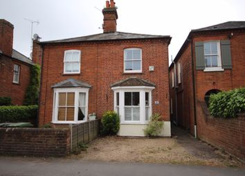 Thumbnail 3 bed semi-detached house for sale in Glade Road, Marlow